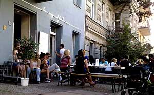 Bonanza Coffee Hereos, Prenzlauer Berg. Foto: Berlinow.com