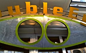 Double Eye, Schöneberg. Foto: Berlinow.com