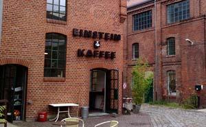 Einstein Kaffee, Berlin. Foto: Berlinow.com