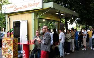 Mustafas Gemüsekebab, Kreuzberg. Foto: Berlinow.com