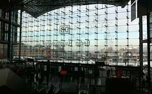 Berlin Hauptbahnhof. Foto: Berlinow.com