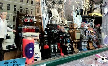 Paul's Boutique på Oderberger Straße. Foto: Berlinow.com