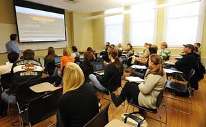 Classroom (file). Photo: Tulane Public Relations/flickr