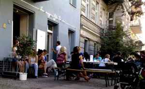 Bonanza Coffee Hereos, Prenzlauer Berg