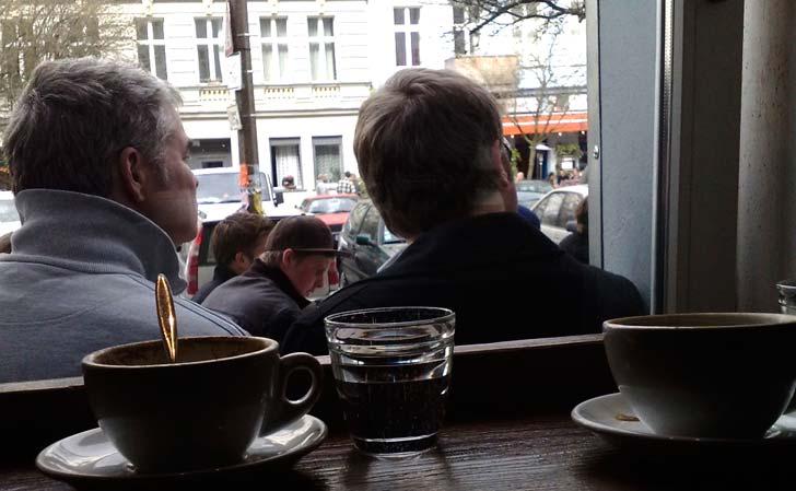 Bonanza Coffee Hereos, Prenzlauer Berg, Berlin
