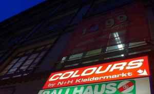 Colours Second hand, Kreuzberg, Berlin