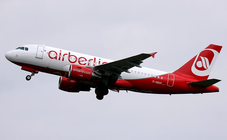 Air Berlin. Foto: Dean Morley/Flickr