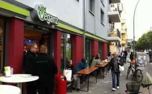 Veganz. Foto: Berlinow.com